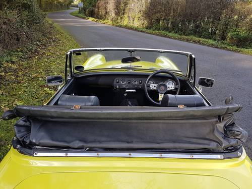 1973 MG Midget MK111 SOLD (picture 3 of 6)