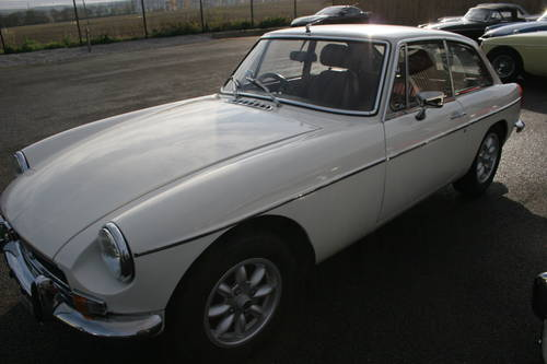 1973 MGB GT HERITAGE SHELL SOLD (picture 5 of 5)