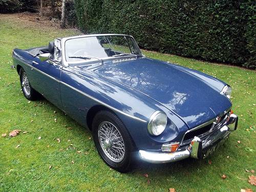 1971 MGB ROADSTER SOLD (picture 1 of 6)