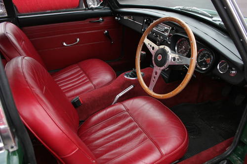1967 MGB GT MK1, JOV 5E,  SOLD (picture 5 of 6)