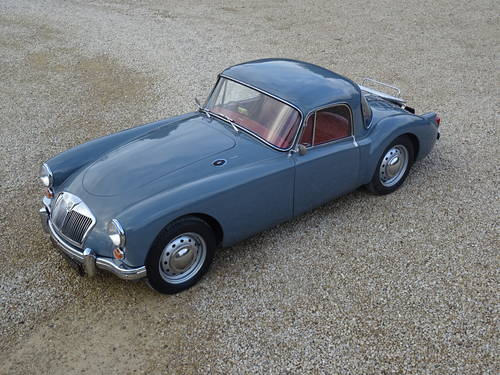 MGA 1600 Mk1 Coupe – Rare Opportunity SOLD (picture 1 of 6)