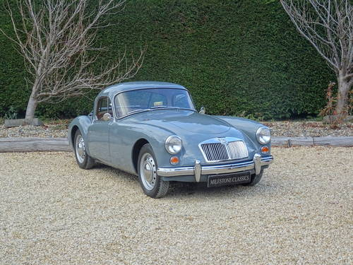 MGA 1600 Mk1 Coupe – Rare Opportunity SOLD (picture 2 of 6)