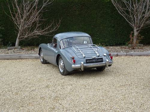 MGA 1600 Mk1 Coupe – Rare Opportunity SOLD (picture 3 of 6)