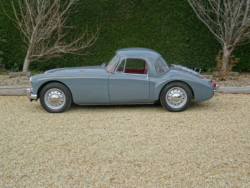 MGA 1600 Mk1 Coupe – Rare Opportunity SOLD (picture 4 of 6)