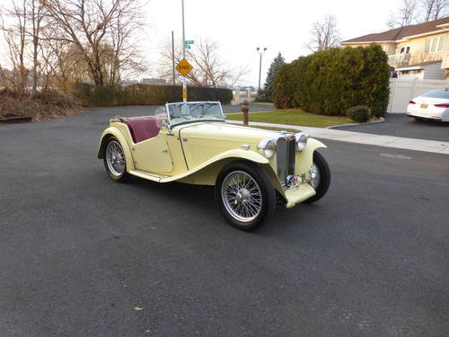 1948 MG TC  Very Presentable - SOLD (picture 1 of 6)