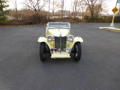 1948 MG TC  Very Presentable - SOLD (picture 2 of 6)