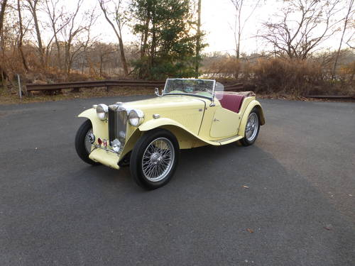1948 MG TC  Very Presentable - SOLD (picture 3 of 6)