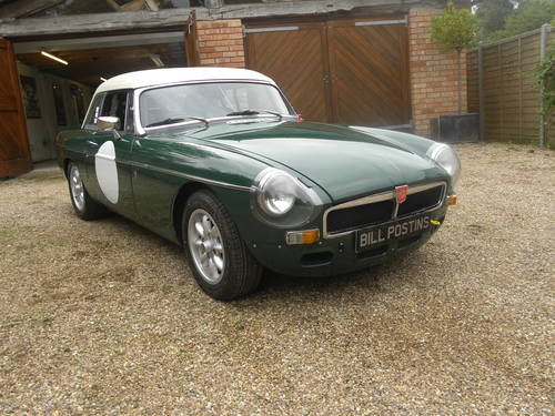 1970 MGB Hillclimb/Sprint/Historic rallying/Trackday Competiton  SOLD (picture 2 of 6)