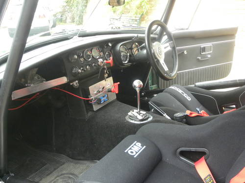 1970 MGB Hillclimb/Sprint/Historic rallying/Trackday Competiton  SOLD (picture 4 of 6)
