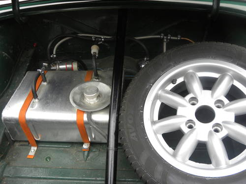 1970 MGB Hillclimb/Sprint/Historic rallying/Trackday Competiton  SOLD (picture 6 of 6)