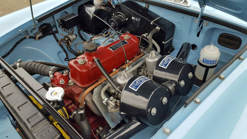 1963 MG MGB Roadster, superbly restored, stunning car SOLD (picture 6 of 6)