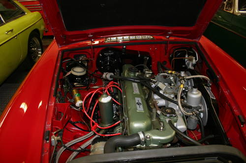 1969 MGC GT, Show standard rebuild SOLD (picture 4 of 5)