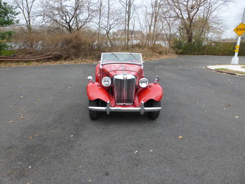 1951 MG TD MK-II Good Driver - SOLD (picture 2 of 6)