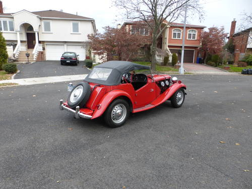 1951 MG TD MK-II Good Driver - SOLD (picture 4 of 6)