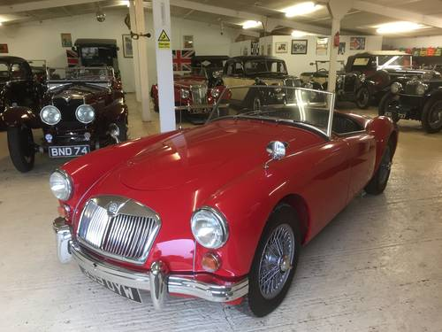 1960 MGA 1600 for sale in Hampshire ... SOLD (picture 6 of 6)