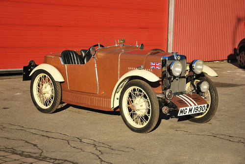 1930 MG M-type LeMans For Sale (picture 1 of 6)