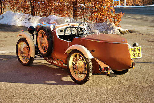 1930 MG M-type LeMans For Sale (picture 2 of 6)
