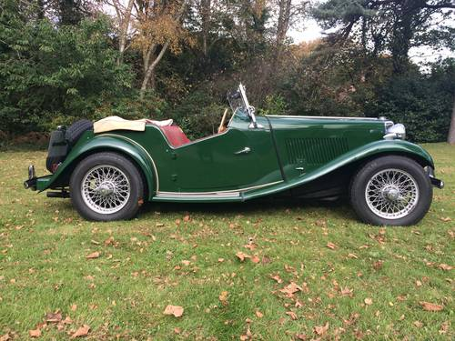 1952 mg td with performance upgrades  for sale (picture 1 of 6)
