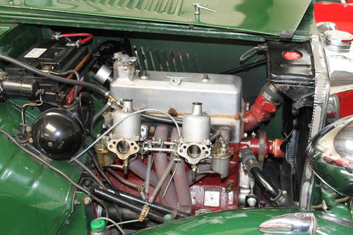 1952 MG TD with Performance upgrades. For Sale (picture 5 of 6)