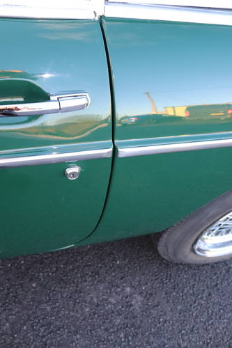 1969 MGC GT , British racing green SOLD (picture 6 of 6)
