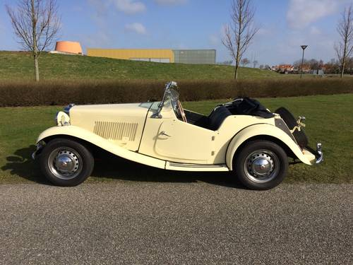 1952 Concours MG TD For Sale (picture 1 of 6)