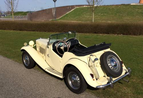 1952 Concours MG TD For Sale (picture 2 of 6)