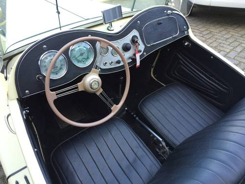 1952 Concours MG TD For Sale (picture 3 of 6)