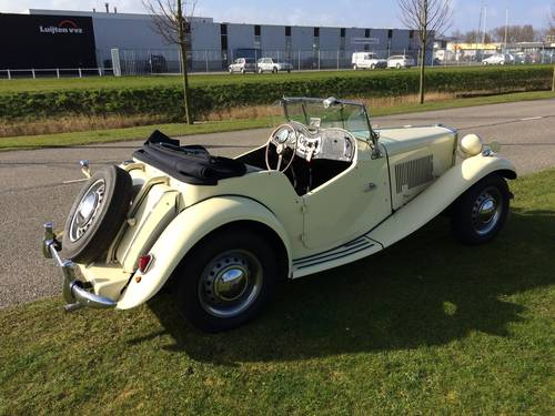 1952 Concours MG TD For Sale (picture 5 of 6)