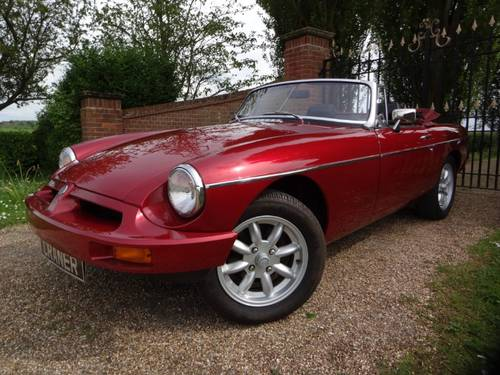 MG Roadster Sports SOLD (picture 4 of 6)