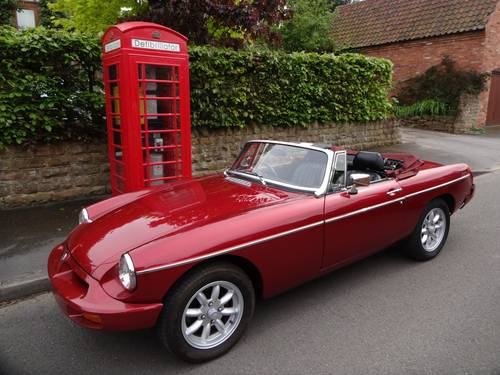 MG Roadster Sports SOLD (picture 5 of 6)