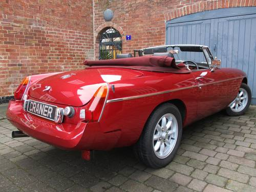 MG Roadster Sports SOLD (picture 6 of 6)