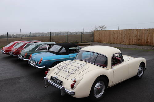 1967 Condition 1, MGA/MGB,MGC,Factory V8 and midget, IN STOCK, For Sale (picture 2 of 4)