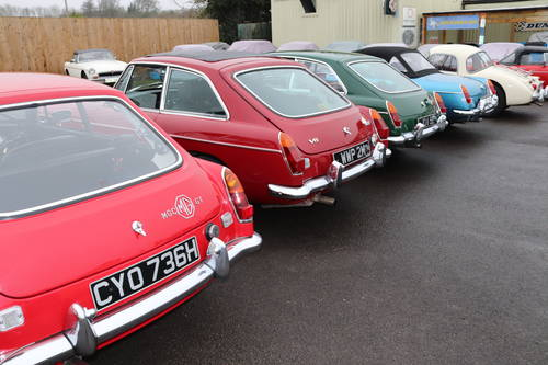 1967 Condition 1, MGA/MGB,MGC,Factory V8 and midget, IN STOCK, For Sale (picture 3 of 4)