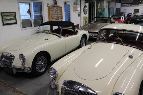 1967 Condition 1, MGA/MGB,MGC,Factory V8 and midget, IN STOCK, For Sale (picture 4 of 4)