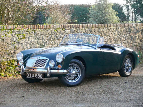 1956 MGA Series 1  For Sale (picture 1 of 6)