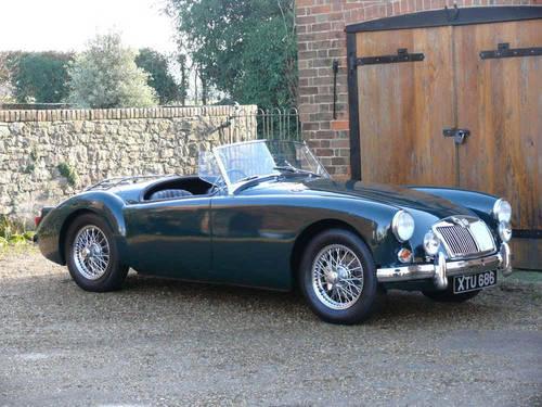 1956 MGA Series 1  For Sale (picture 3 of 6)