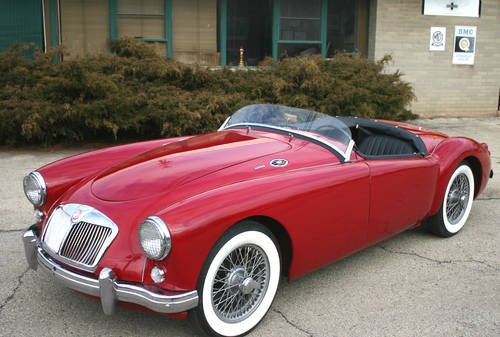 1961 MGA Roadster For Sale (picture 1 of 6)