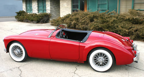 1961 MGA Roadster For Sale (picture 2 of 6)