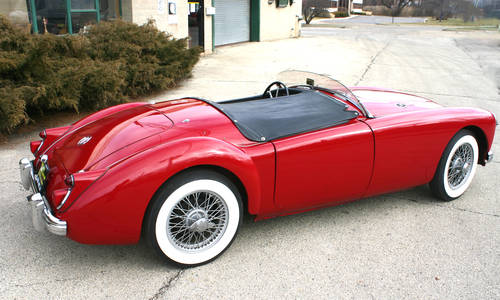 1961 MGA Roadster For Sale (picture 3 of 6)