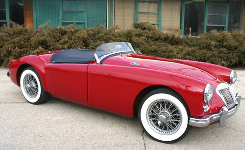 1961 MGA Roadster For Sale (picture 4 of 6)