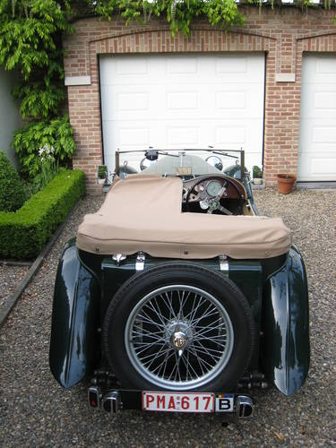 MG TC (1947) from second owner - SOLD SOLD (picture 2 of 6)