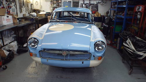 MGB Historic Racer For Sale (picture 2 of 6)
