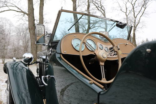1951 MG TD For Sale (picture 5 of 6)