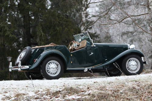 1951 MG TD For Sale (picture 6 of 6)