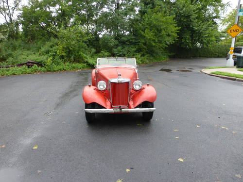 1953 MG TD Runs And Drives Needs Restoration For Sale (picture 2 of 6)