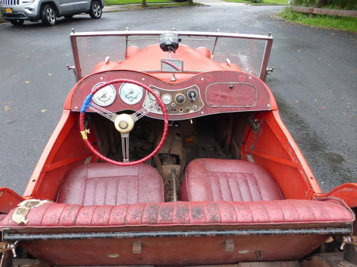 1953 MG TD Runs And Drives Needs Restoration For Sale (picture 5 of 6)