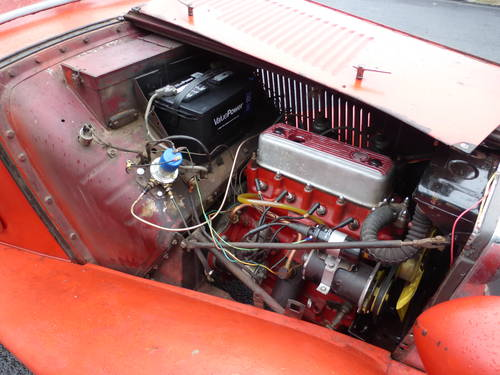 1953 MG TD Runs And Drives Needs Restoration For Sale (picture 6 of 6)