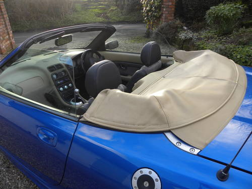 2003 MG TF 1.8cc..160bhp...53,000 miles. SOLD (picture 5 of 6)