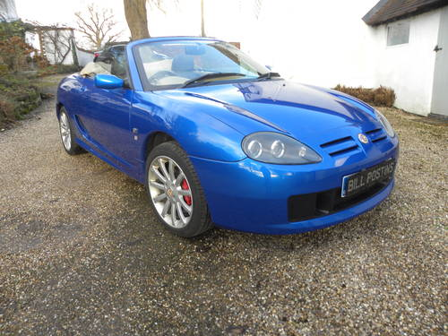 2003 MG TF 1.8cc..160bhp...53,000 miles. SOLD (picture 6 of 6)