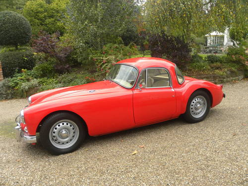 1959 MG A TWIN CAM. 5 SPEED GEARBOX.AWARD WINNIN G SOLD (picture 2 of 6)